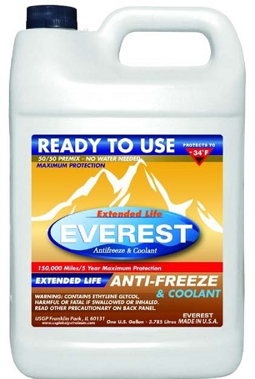 Everest Extended Life Antifreeze