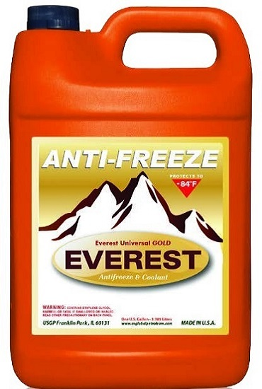 Everest Antifreeze American Engine Oil American Made